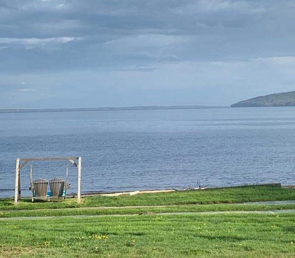 View of Penobscot Bay