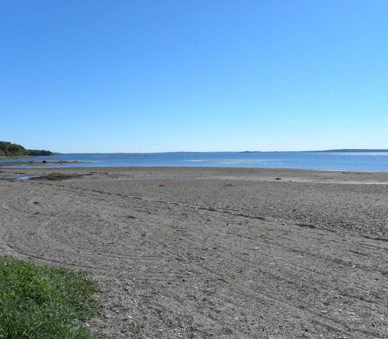 View of Penobscot Bay